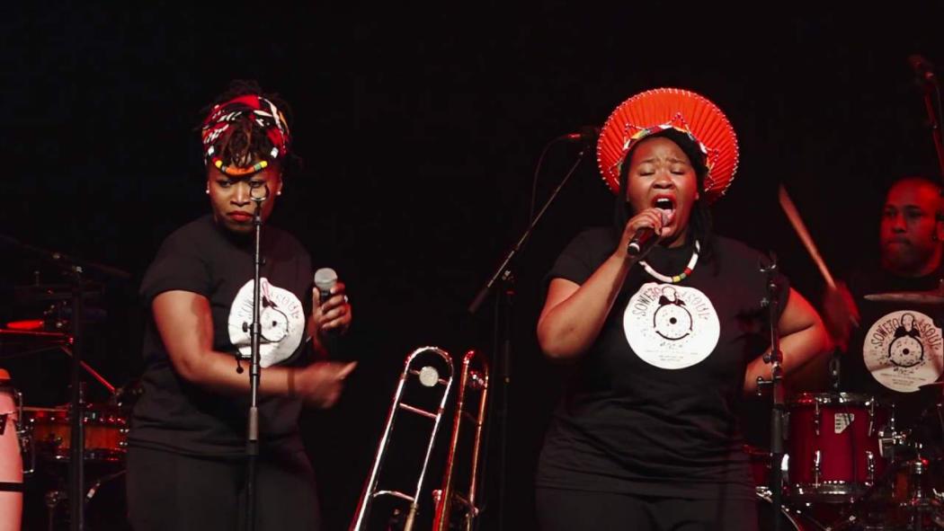 Soweto Soul - Afrika Tage Tübingen 2017 - Pressefoto Quelle: Afrika Tage Tübingen