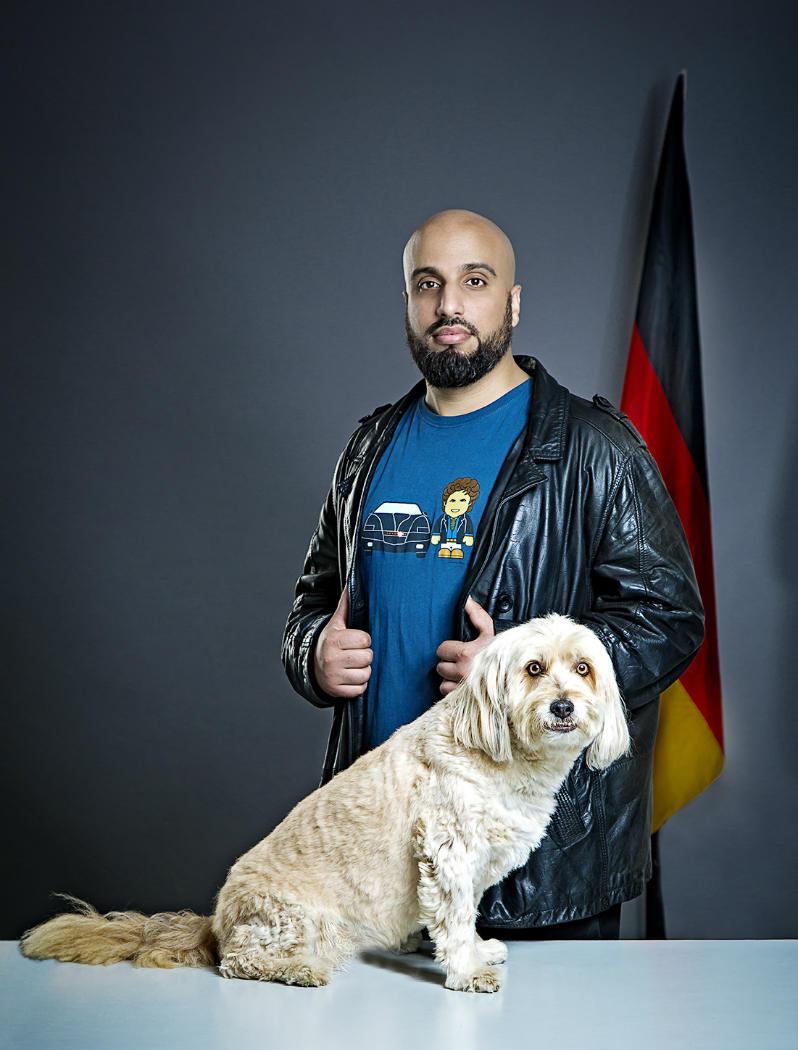 Pressefoto - Abdelkarim © Guido Schröder - Quelle: Posthalle Wuerzburg
