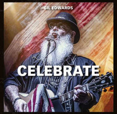 Gil Edwards - Celebrate - 2017 - Album - Cover