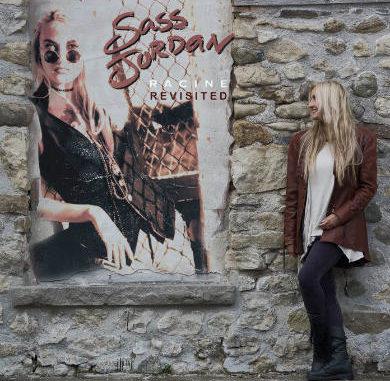Sass Jordan - Racine Revisited - 2017 (Album-Cover)