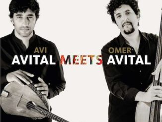 Avital Meets Avital - 2017 - Album - Cover