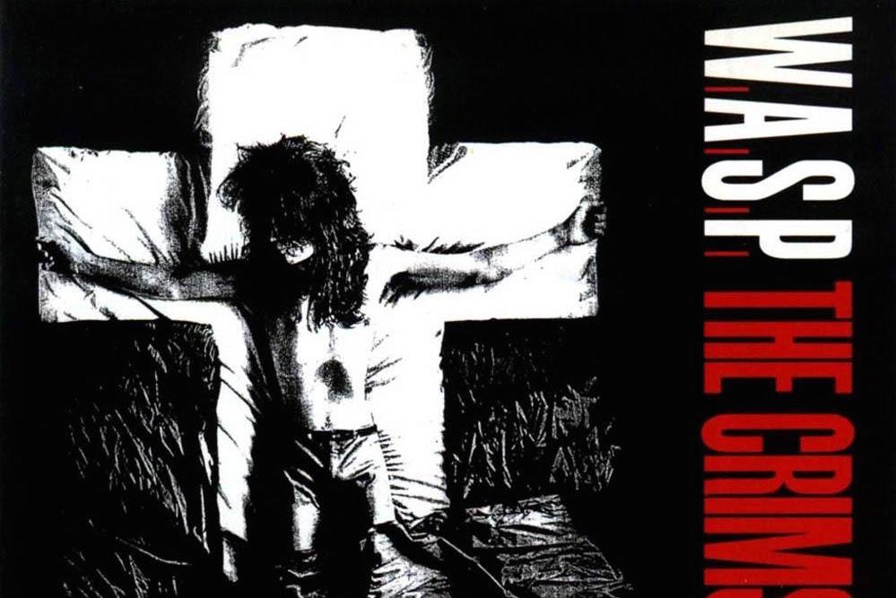 W.A.S.P. - The Crimson Idol - Album Cover