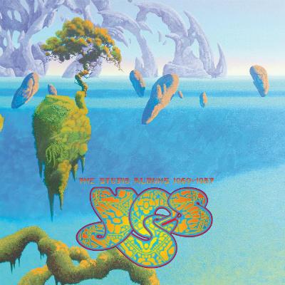 Yes - The Studio Albums 1969 - 1987
