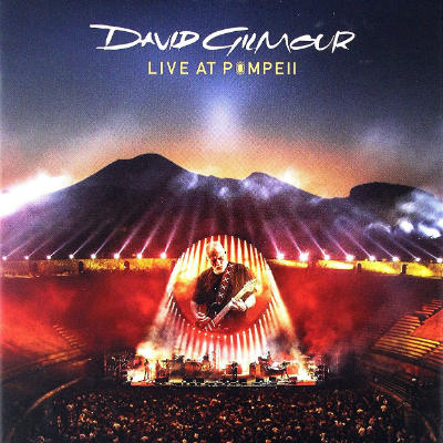 david gilmour - live at pompeii (deluxe edition)