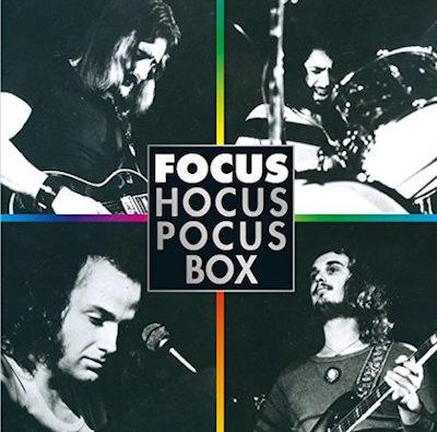 Focus - Hocus-Pocus-Box-Set (2017)