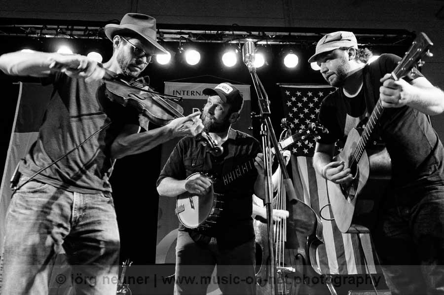 Pert Near Sandstone - Bluegrass Festival Buehl 2018 © Joerg Neuner