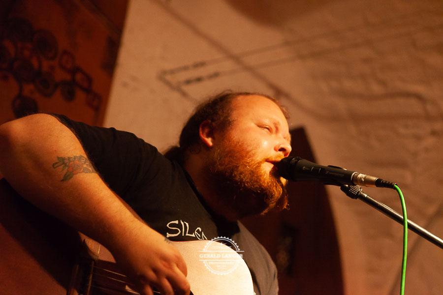 Andreas Kuemmert - 4. Acoustic Night - Omnibus Wuerzburg 2012 ©