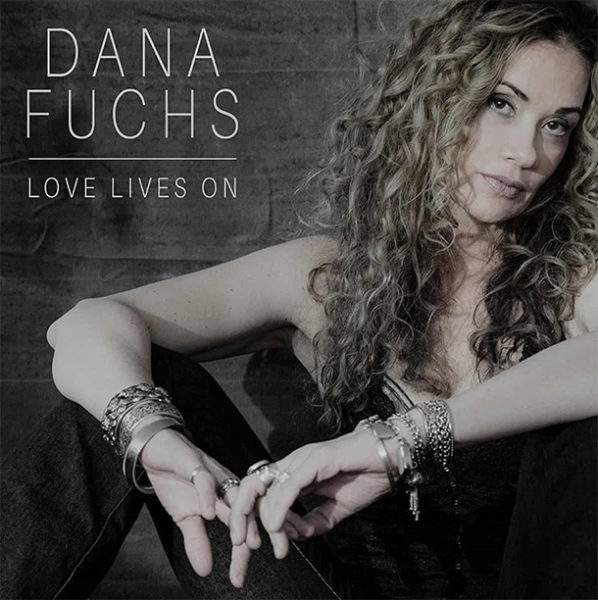 Dana Fuchs - Love Lives On - Album - Cover 2018