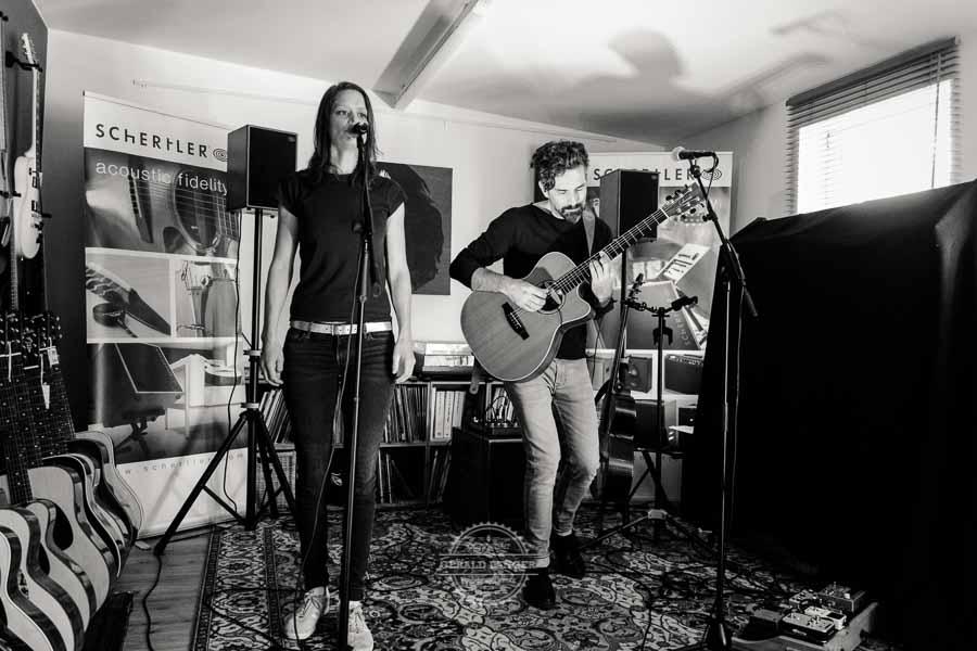 Aileen - Schertler Showcase - Musik Butik Darstadt (2018) © Gerald Langer