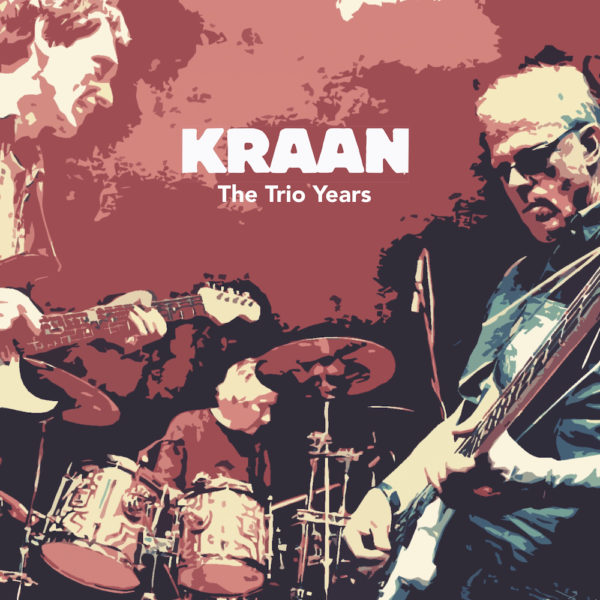 Kraan - The Trio Years (2018) - Album - Cover