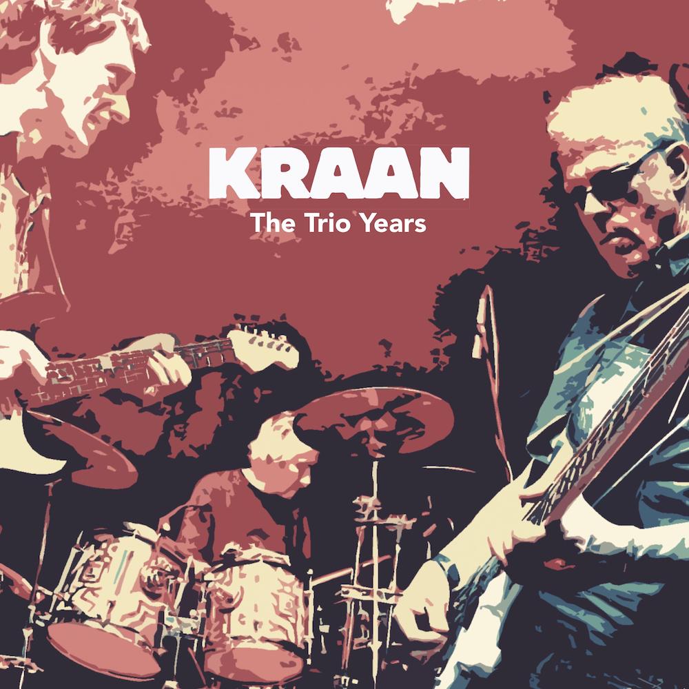 Kraan - The Trio Years (2018) - Album - Cover