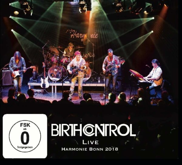 Birth Control - Live Harmonie Bonn 2018 - Album-Cover