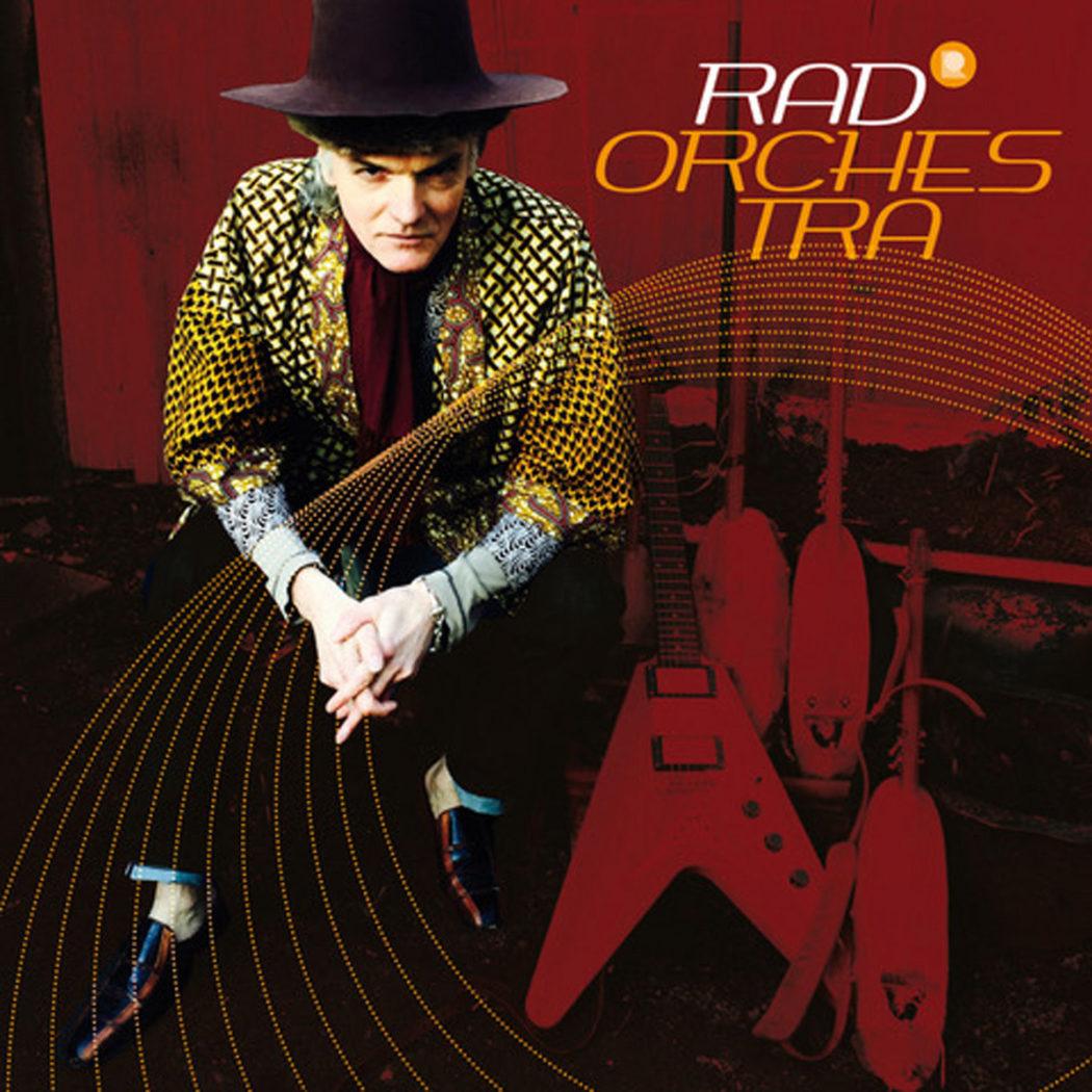 RAD ORCHESTRA - RAD ORCHESTRA_ALBUM COVER
