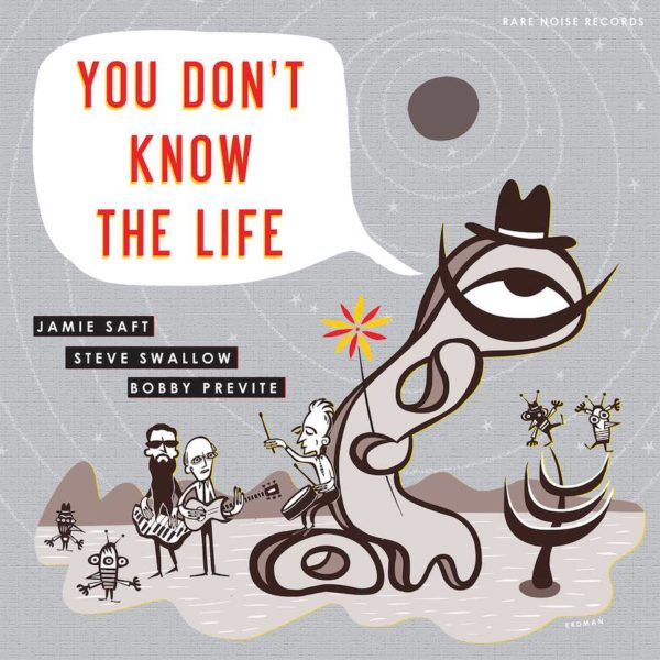 SAFT SWALLOW PREVITE - YOU DON'T KNOW THE LIFE - ALBUM - COVER - 2019 - WEB