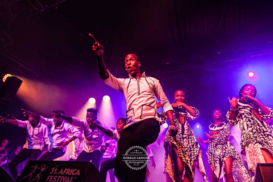 20190531_Ndlovu Youth Choir_Africa Festival Wuerzburg © Gerald Langer