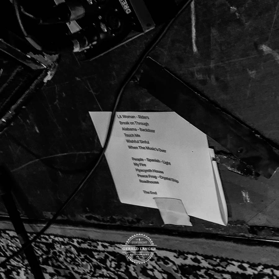 Setlist | The Doors Alive | Posthalle Wuerzburg | 16.08.2019