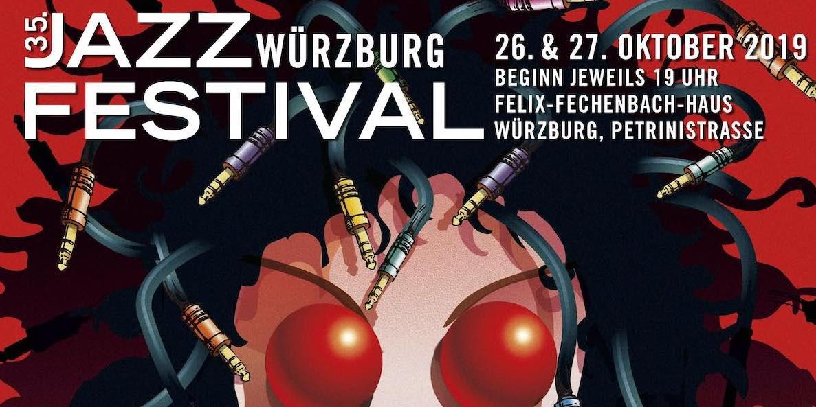35. Jazzfestival Plakat 2019 © Markus Westendorf_header