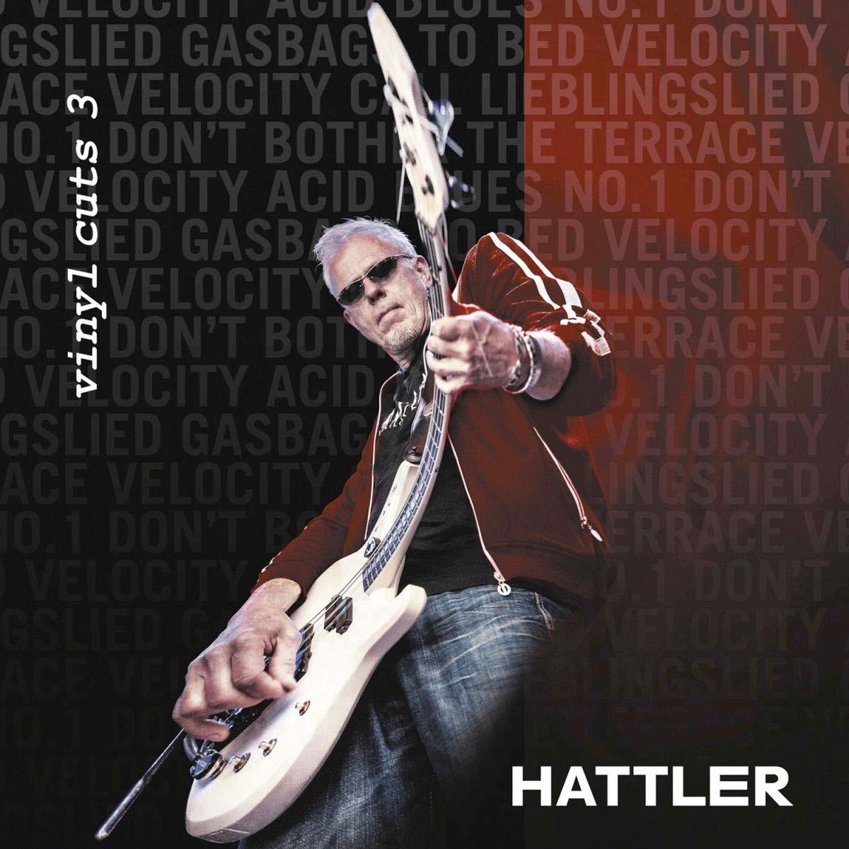 Hattler - Vinyl Cuts 3 - Album (2019) - front