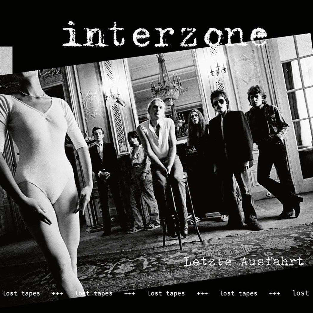 Interzone - Letzte Ausfahrt (2019) - Albumcover