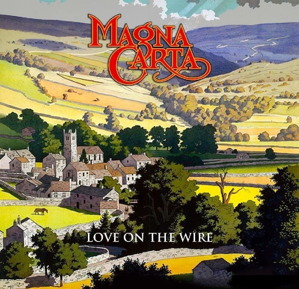 Magna Carta - Love On The Wire - 2018