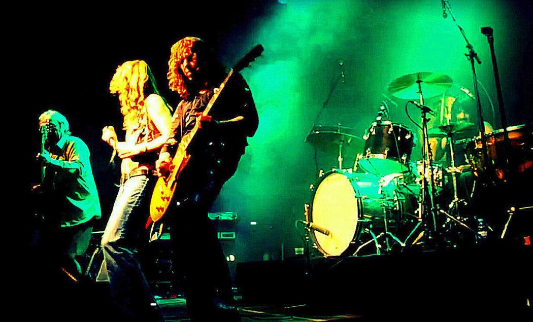 Lead Zeppelin_Live_© Posthalle Wuerzburg