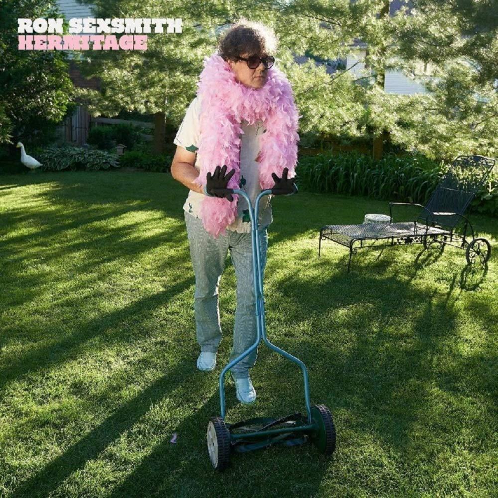 Ron Sexsmith - Hermitage (2020) - Album_Cover