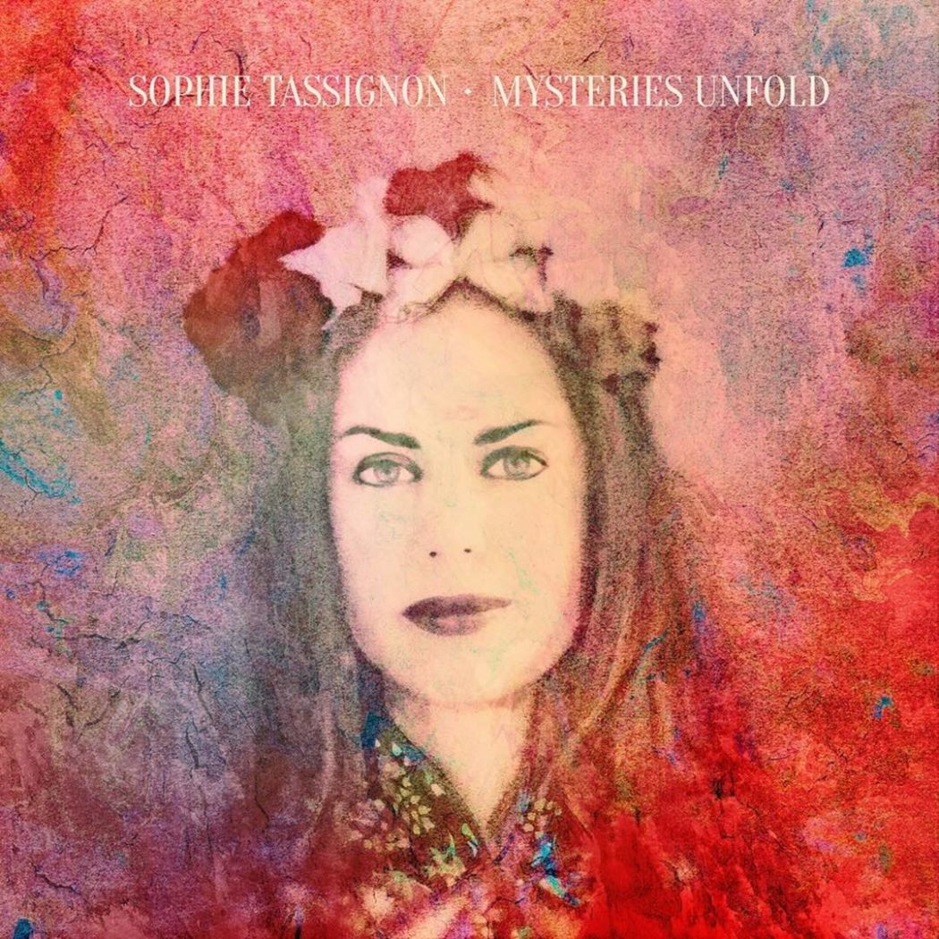 Sophie Tassignon_Mysteries Unfold_2020_Album_Cover_Web