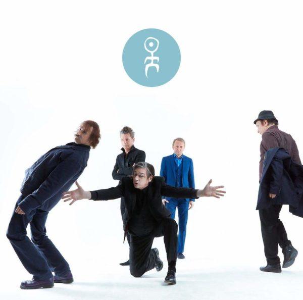 Einstuerzende Neubauten - Alles In Allem - Album - Cover (2020)