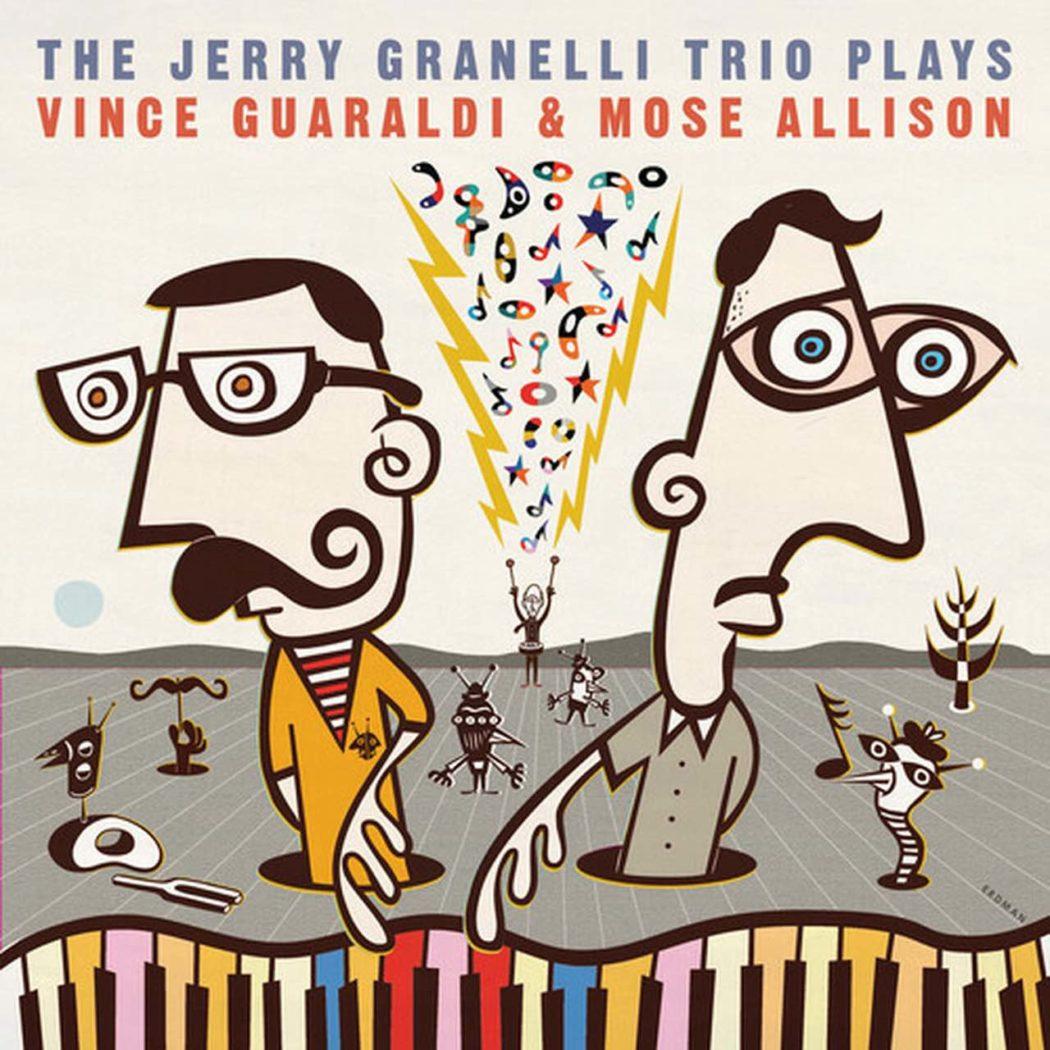 The Jerry Granelli Trio Plays Vince Guaraldi & Mose Allison_web
